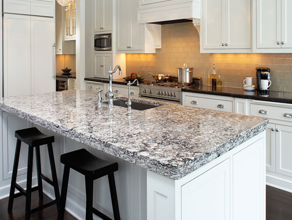It Can Absorb Liquids And Food, Risking Potential Staining And Bacterial  Growth Within The Countertop.